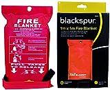 Blackspur BB-FB101 - Seguridad ante incendios (tamaño: 1m x 1m)