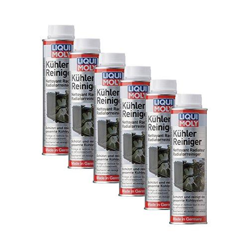6x LIQUI MOLY 3320 Kühler-Reiniger 300 ml