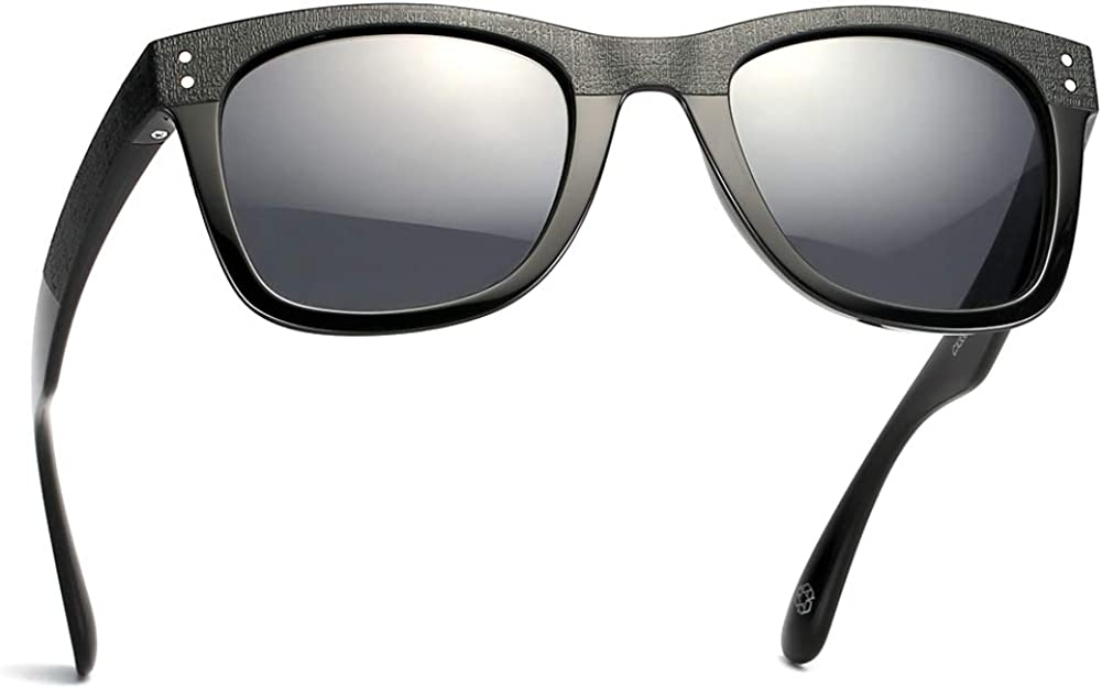 Polarized Sunglasses for Men Women Retro Youth Limited time trial price Teenagers Shipping included Style