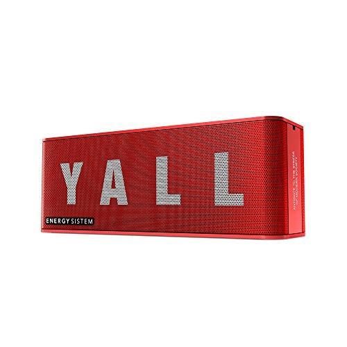 Energy Sistem Music Box 5+ Yall edition (Bluetooth 4.1, 10 W, microSD, FM Radio, festival bag, lanyard)