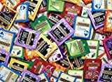 Twinings Tea Bags Individual Enveloped Tagged Classic and Flavoured Selections (50 Tea Envelopes)