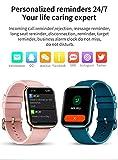 Zoom IMG-1 qka nuovo orologio intelligente monitoraggio