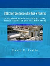 proverbs bible study questions