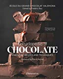 Encyclopedia of Chocolate: Essential Recipes and Techniques (Langue anglaise)