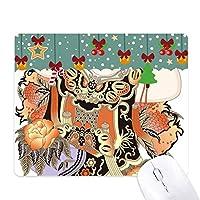 中国のお正月のパターン ゲーム用スライドゴムのマウスパッドクリスマス