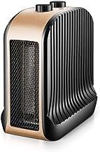 CJC Termoventiladores y calefactores cerámicos 1800W Plano Vertical Portátil Compacto Ventilador 2 Calor Ajustes Guay Aire Ajuste Pequeña Habitación