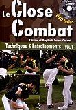 Close-Combat - Entraînement Et Techniques, Manuel (1 Dvd)