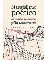Materialismo poético: Aproximación a una práctica: 96 (Ensayo)