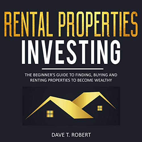 Rental Properties Investing audiobook cover art