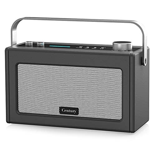Century Smart Wi-Fi Speaker with Alexa - Bluetooth - Internet Radio -...