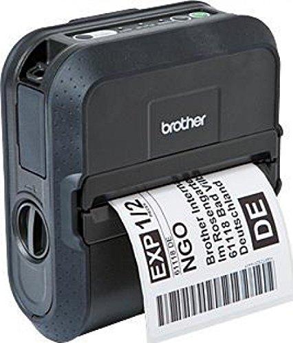 Brother RJ-4030 - POS-Drucker (Mobiler Drucker, 127 mm/sek, 203 x 200 DPI, 10,4 cm, Schwarz, CODABAR (NW-7),Code 128 (A/B/C),Code 39,EAN13,EAN8,Interleaved.)