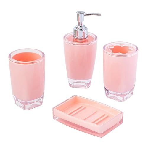 Coral Bathroom Accessories Amazoncom