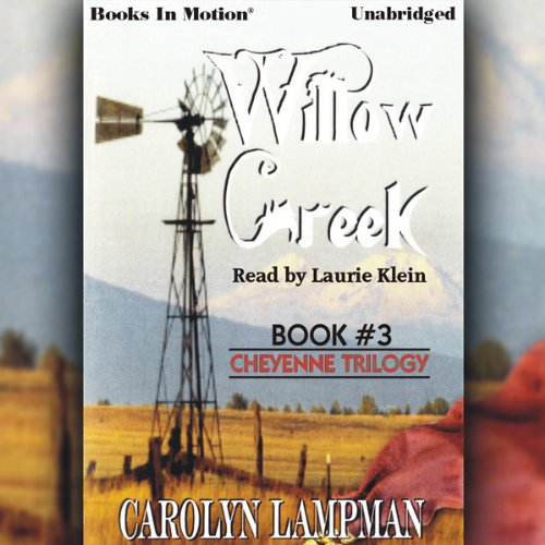 Willow Creek audiobook cover art