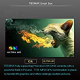 Zoom IMG-1 android tv box 9 0