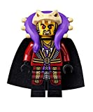 LEGO Ninjago: Master Chen with Claw and Cape