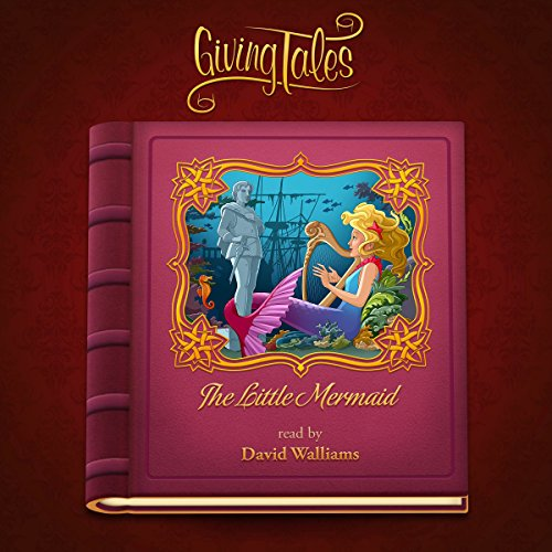 The Little Mermaid (GivingTales) audiobook cover art