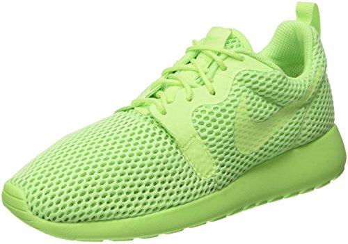 Nike Damen Women's Roshe One Hyperfuse Br Shoe Turnschuhe, Grün (Ghost Green/Ghost Green/Electric Green), 36.5 EU