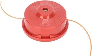 elettroutensile da giardino Bump Feed Line Line Bobina Accessori per decespugliatore in plastica indurita rossa Testina di taglio universale