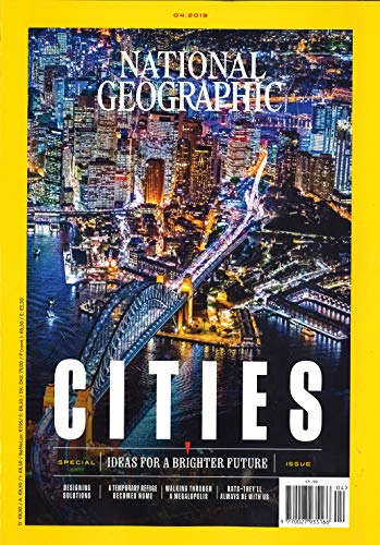 National Geographic USA -  April 2019