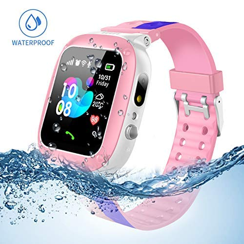 Jsbaby Kids GPS Watch