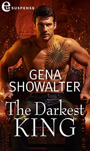 The darkest king (eLit) (I signori degli Inferi Vol. 15) di [Gena Showalter]