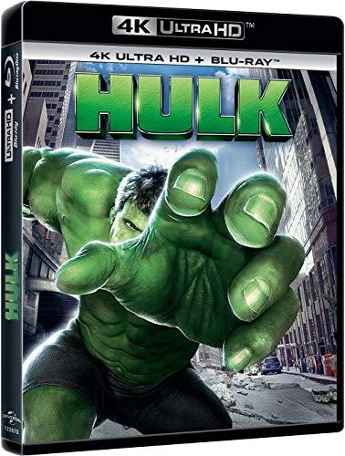 Hulk (4K UHD + BD) [Blu-ray]