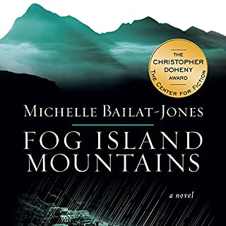 Fog Island Mountains audiobook cover art