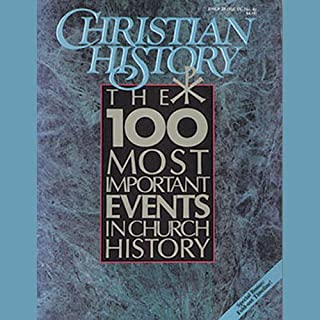 Christian History Issue #28 cover art