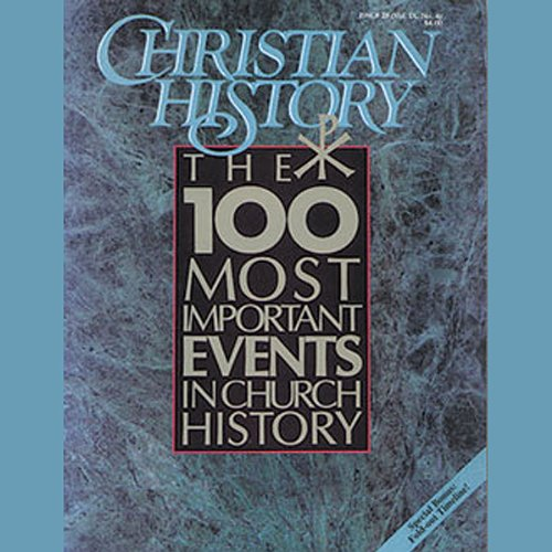 Page de couverture de Christian History Issue #28