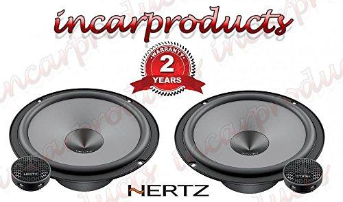 Hertz Uno K165 Autoradio-Lautsprecher, 300 W, 17 cm