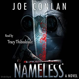 Nameless audiobook cover art