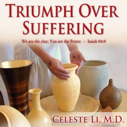 Triumph Over Suffering audiobook cover art