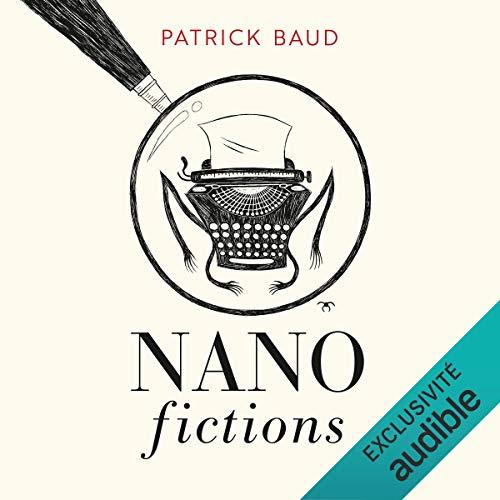 Nanofictions Titelbild