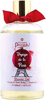 Estiara Passion Voyage De La Paris Shower Gel, 350ml