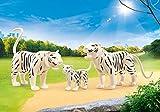 PLAYMOBIL Tigres Blancos 9872