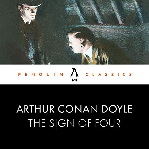 The Sign of Four cover art