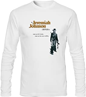 Extremen Men's Jeremiah Johnson Long Sleeve O Neck t Shirt