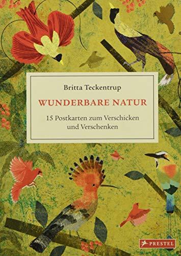 Wunderbare Natur: 15 Postkarten zum Verschicken und Verschenken