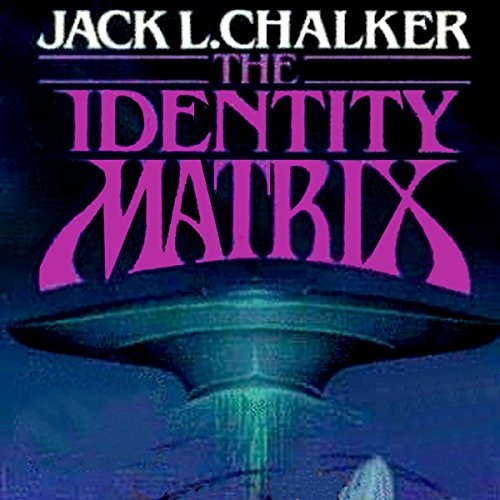The Identity Matrix audiobook cover art