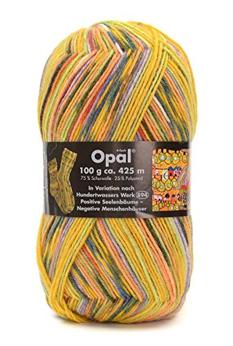 Opal Sockenwolle Hundertwasser 100g, 894