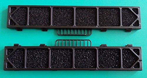Nr. 2 Filter für Klimaanlage LG 5231AR2412T Maße: 29,7 x 5,2 x 1,3