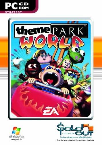 Theme Park World (PC CD) [Edizione: Regno Unito]