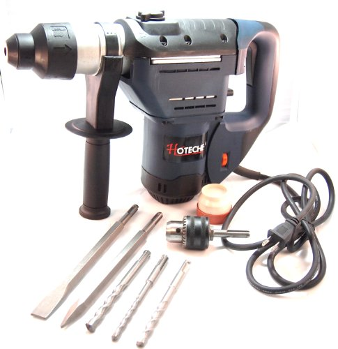 1-1/2' SDS Plus Rotary Hammer Drill 3 Functions