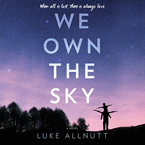 We Own the Sky audiobook cover art