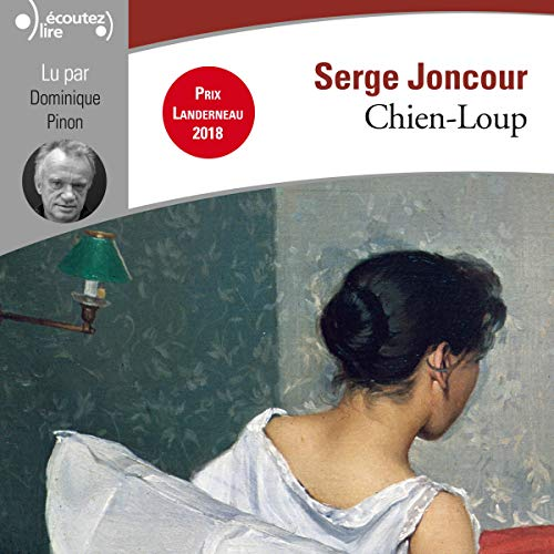 Chien-loup audiobook cover art
