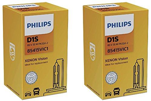 2 x D1S xenStart 85415 vi pHILIPS vision ampoule au xénon