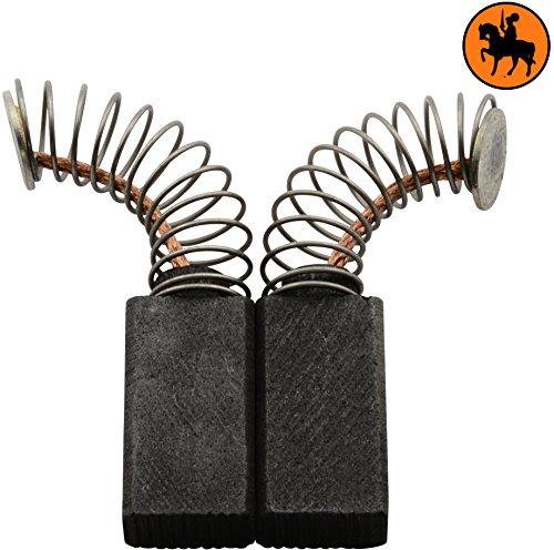 Kohlebürsten für BOSCH GBH 2-24 DSR Hammer -- 5x8x15mm -- 2.0x3.1x5.9''