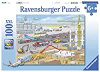 ラベンスバーガー(Ravensburger) 空港建設中(100ピース) 10624 0