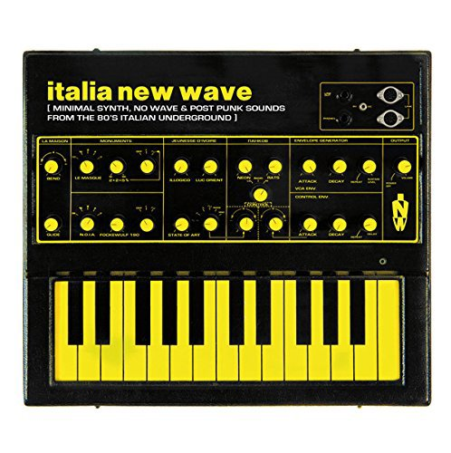 Italia New Wave Minimal Synth, Newwave