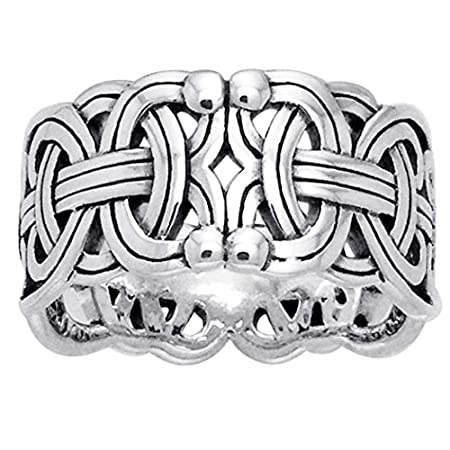 Celtic Rings and Authentic Celtic Jewelry - Celtic Engagement Rings and Wedding Bands